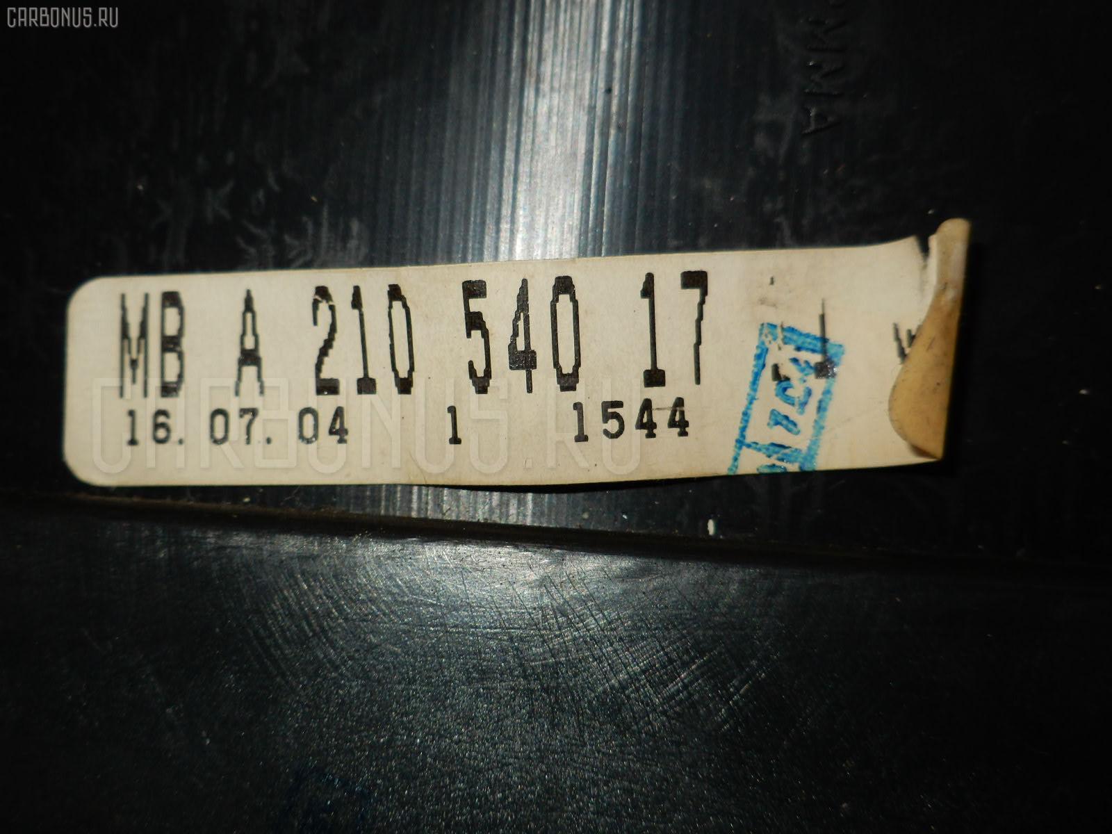 Спидометр MERCEDES-BENZ E-CLASS STATION WAGON S210.265 112.941 Фото 2