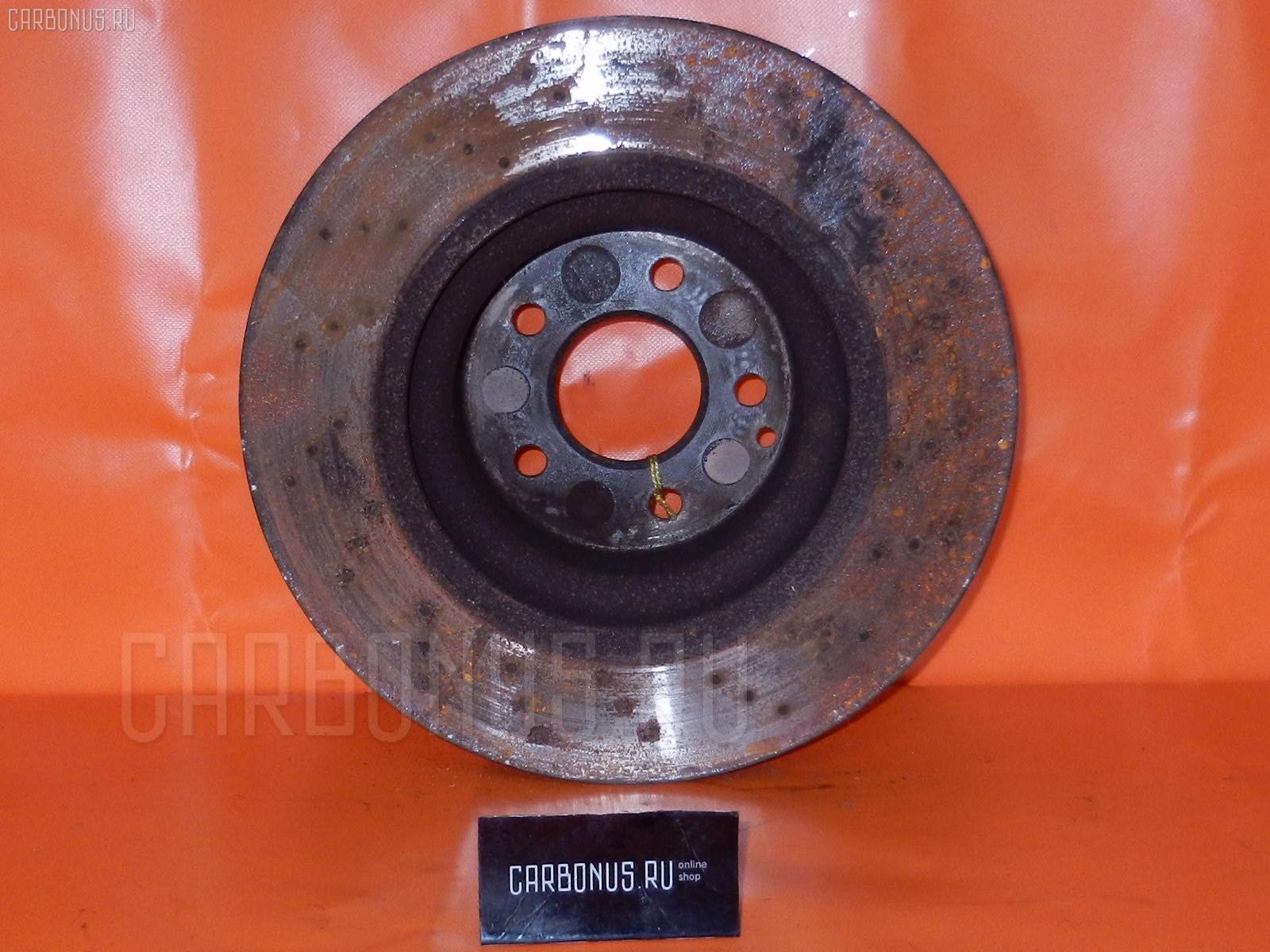 Тормозной диск MERCEDES-BENZ S-CLASS W220.175 113.960 Фото 3
