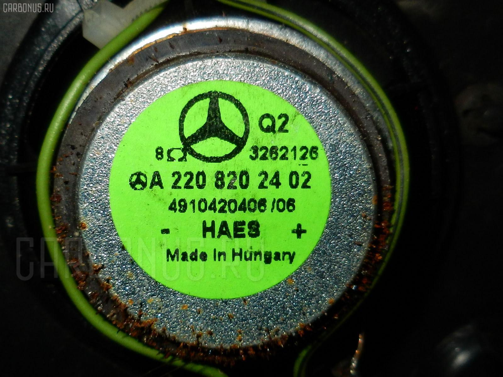 Панель пластиковая MERCEDES-BENZ S-CLASS W220.175 Фото 3