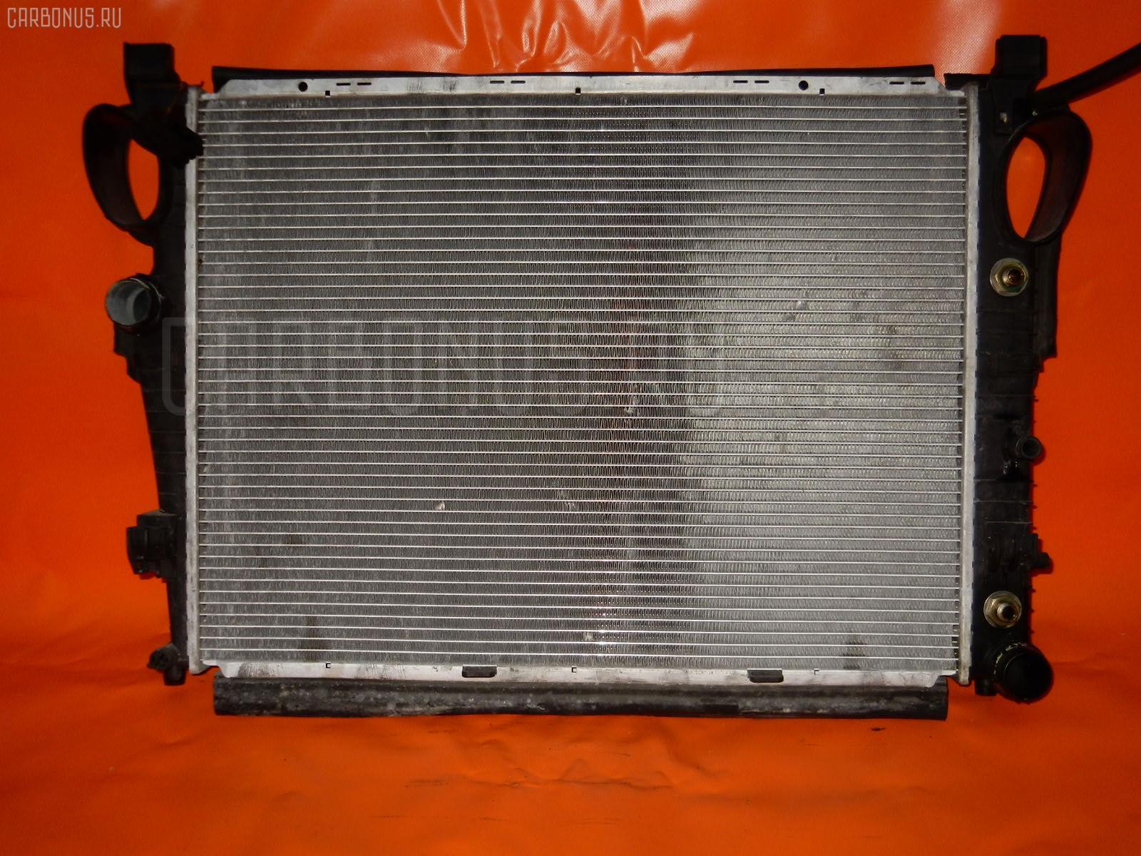Радиатор ДВС MERCEDES-BENZ S-CLASS W220.175 113.960 Фото 2
