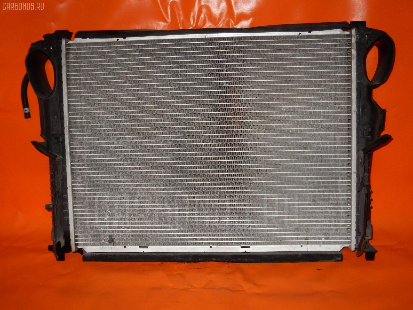 Радиатор ДВС MERCEDES-BENZ S-CLASS W220.175 113.960 Фото 1