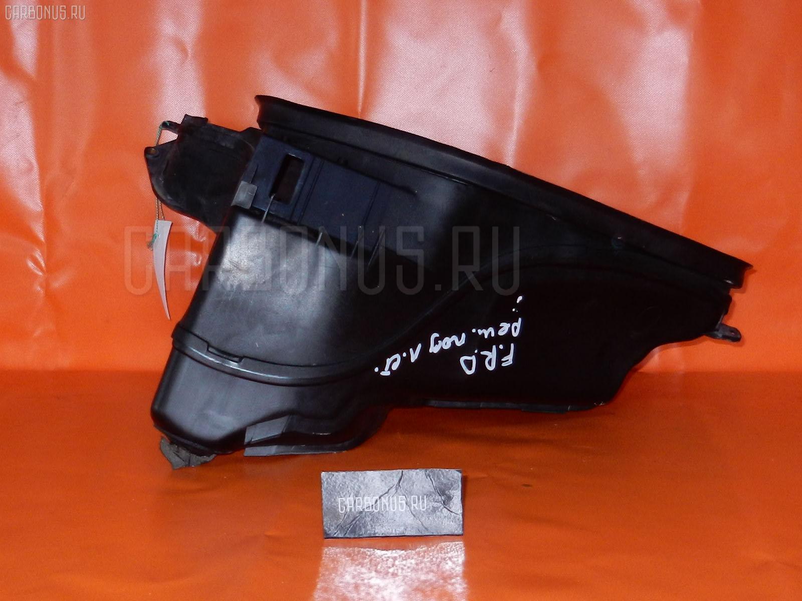 Решетка под лобовое стекло MERCEDES-BENZ S-CLASS W220.175 Фото 1