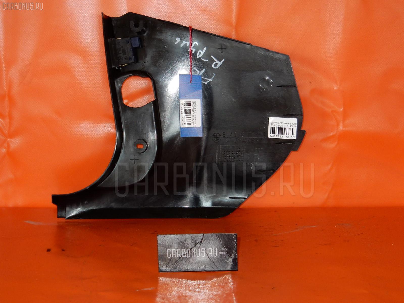 Панель пластиковая Bmw 5-series E39-DS42 Фото 1