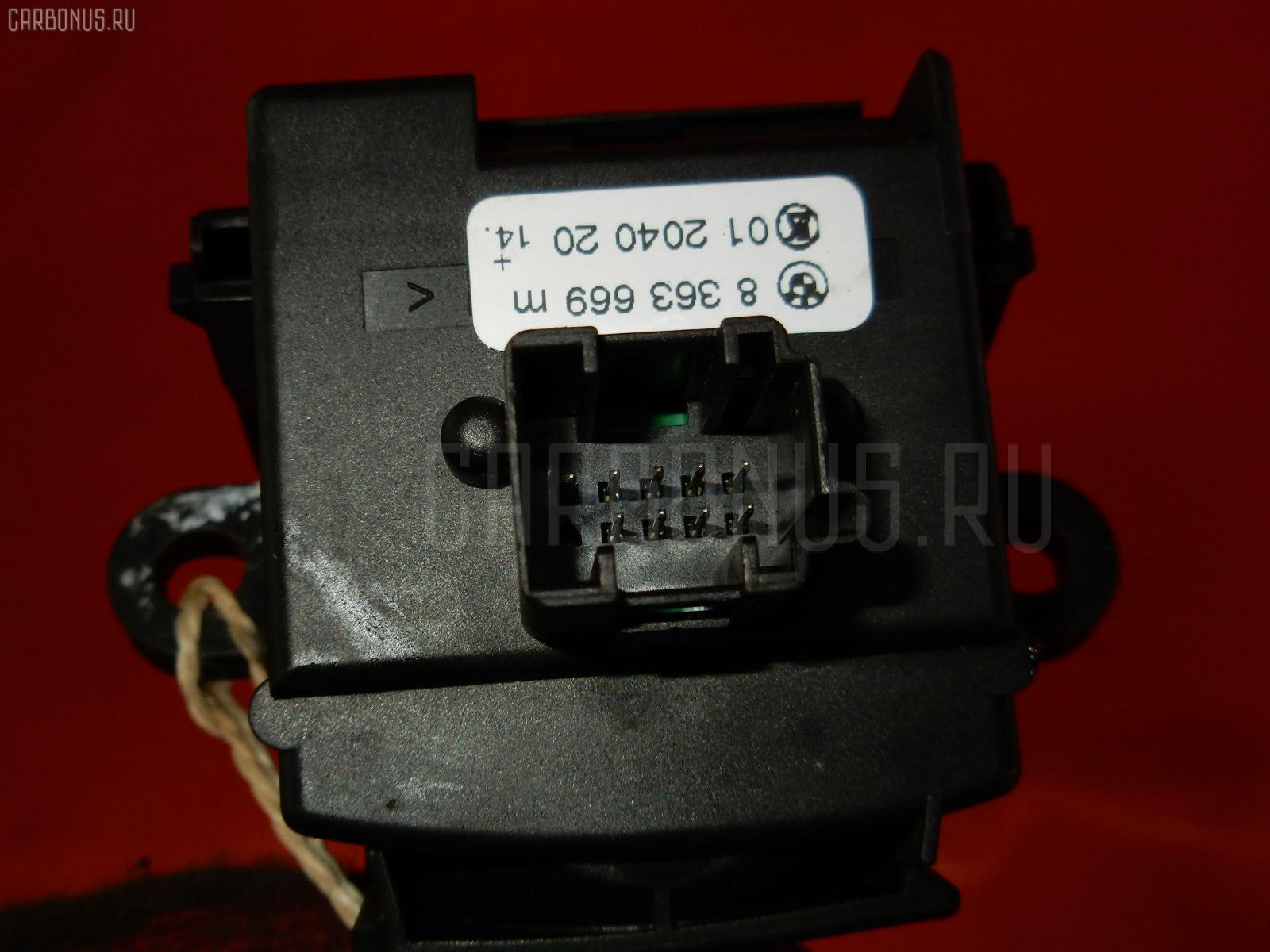 Переключатель поворотов Bmw 5-series E39-DS42 Фото 1