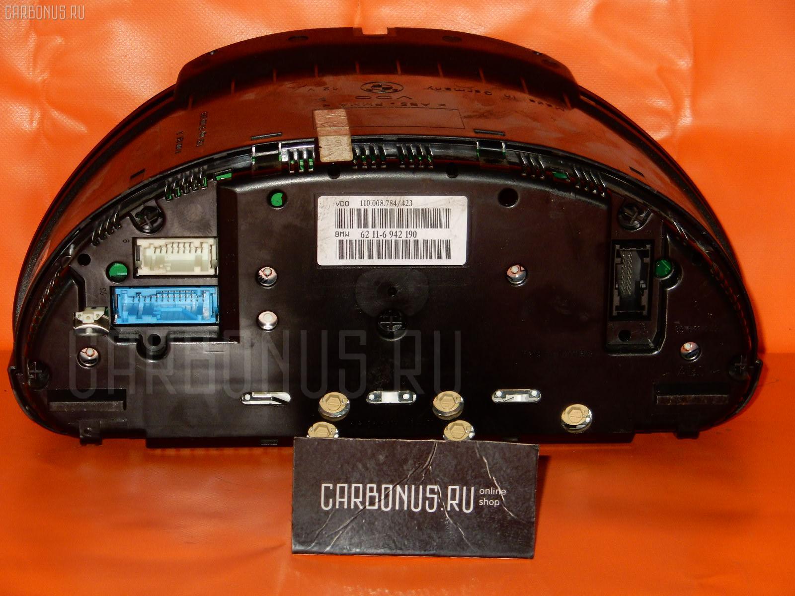 Спидометр BMW 5-SERIES E39-DS42 M54-256S5 Фото 3