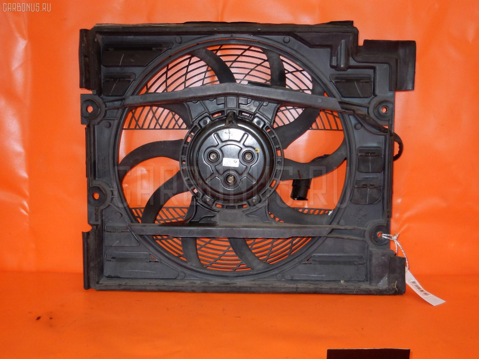 Вентилятор радиатора кондиционера BMW 5-SERIES E39-DS42 M54-256S5 Фото 1