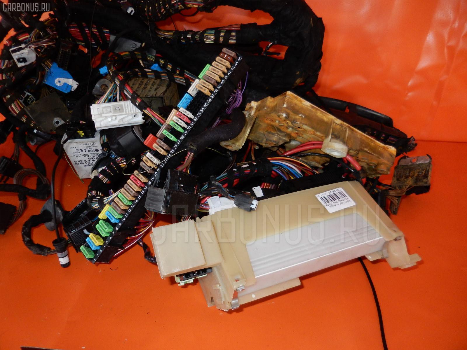 Провода BMW 5-SERIES E39-DS42 M54-256S5 Фото 1