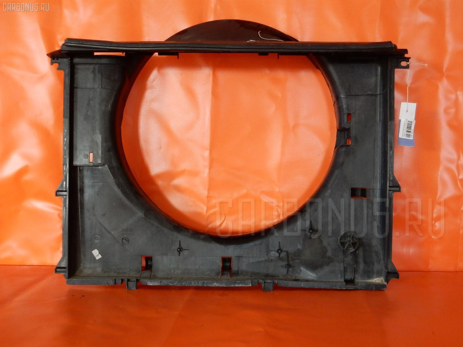 Диффузор радиатора BMW 5-SERIES E39-DS42 M54-256S5 Фото 2