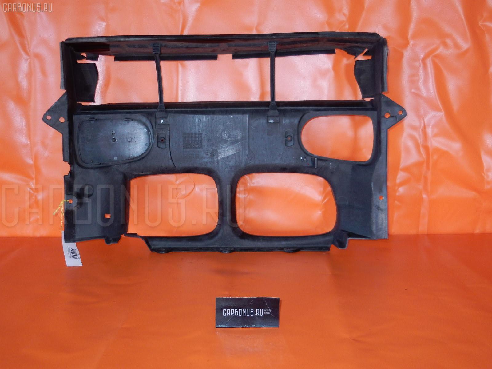 Диффузор радиатора BMW 5-SERIES E39-DD62 M52-286S1 Фото 1