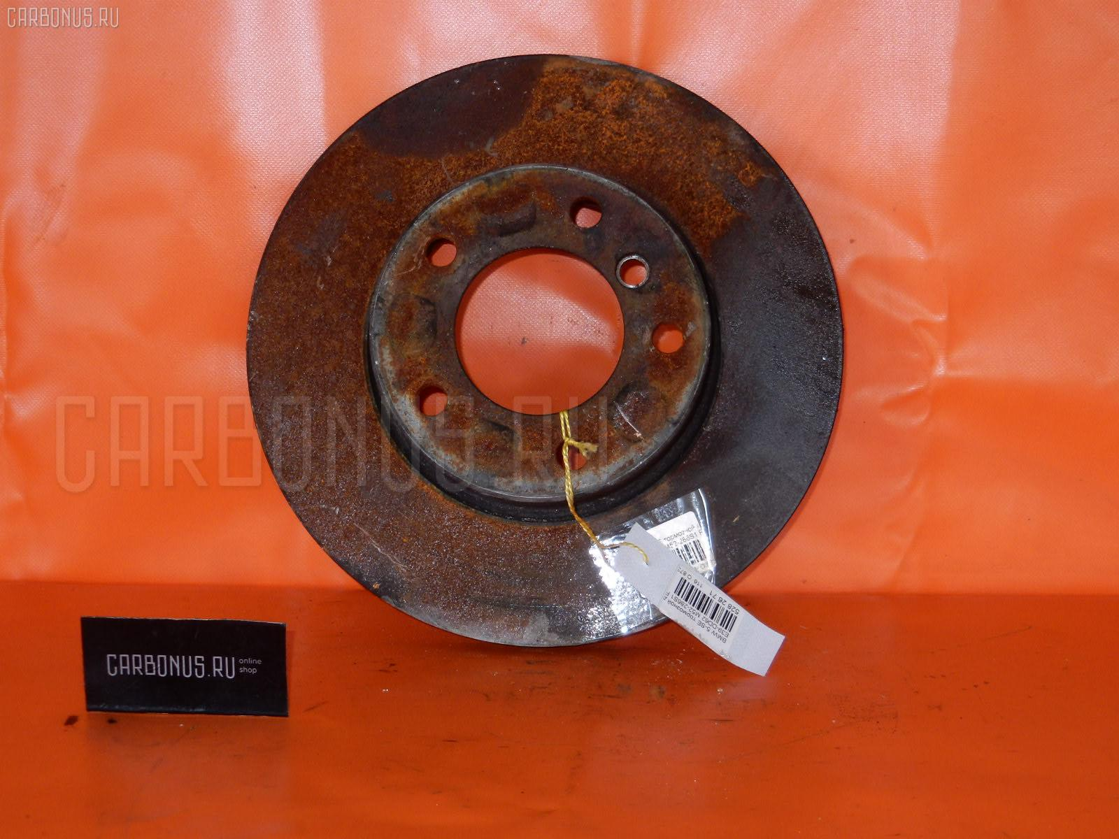 Тормозной диск BMW 5-SERIES E39-DD62 M52-286S1 Фото 2