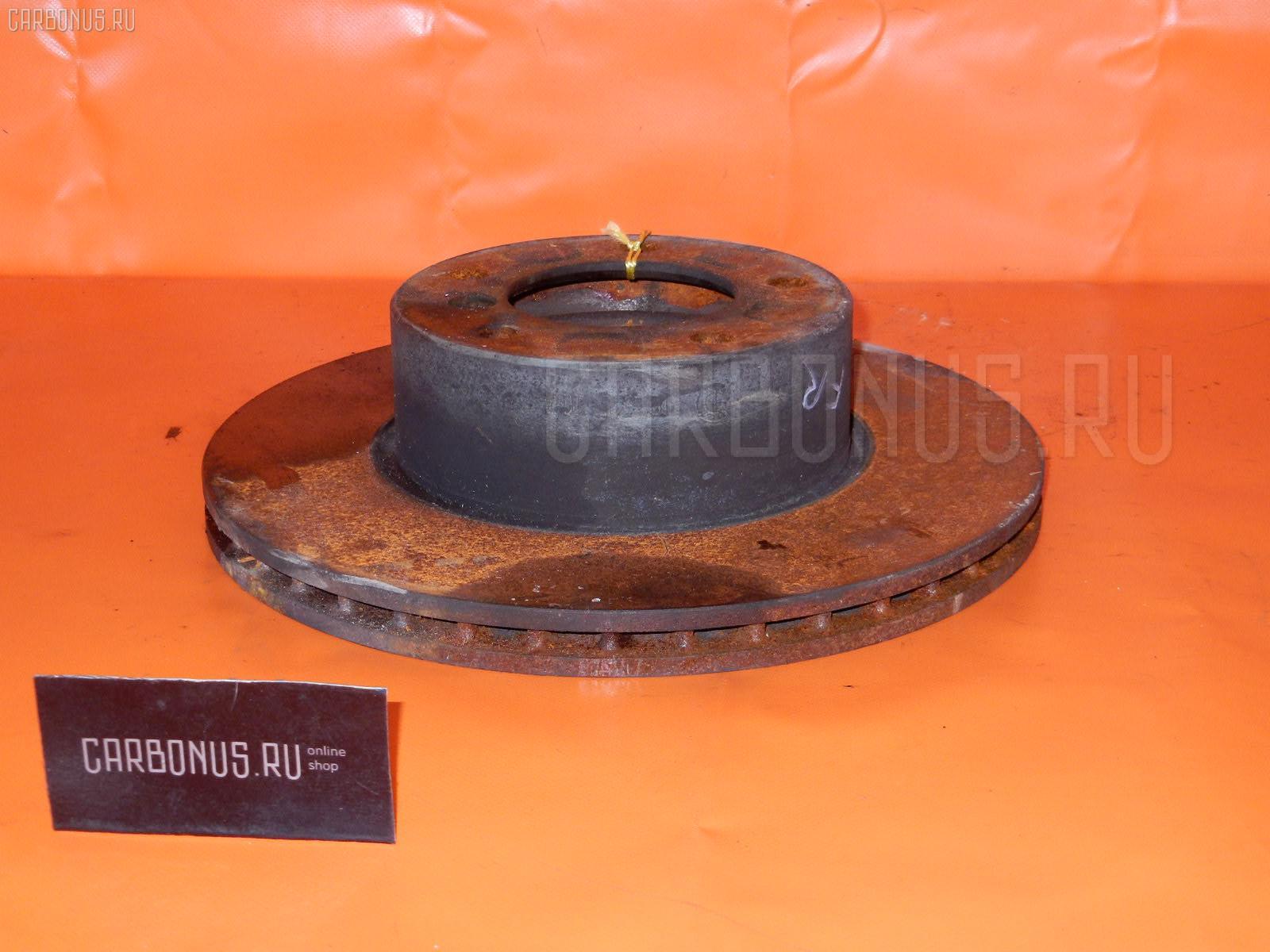 Тормозной диск BMW 5-SERIES E39-DD62 M52-286S1 Фото 3
