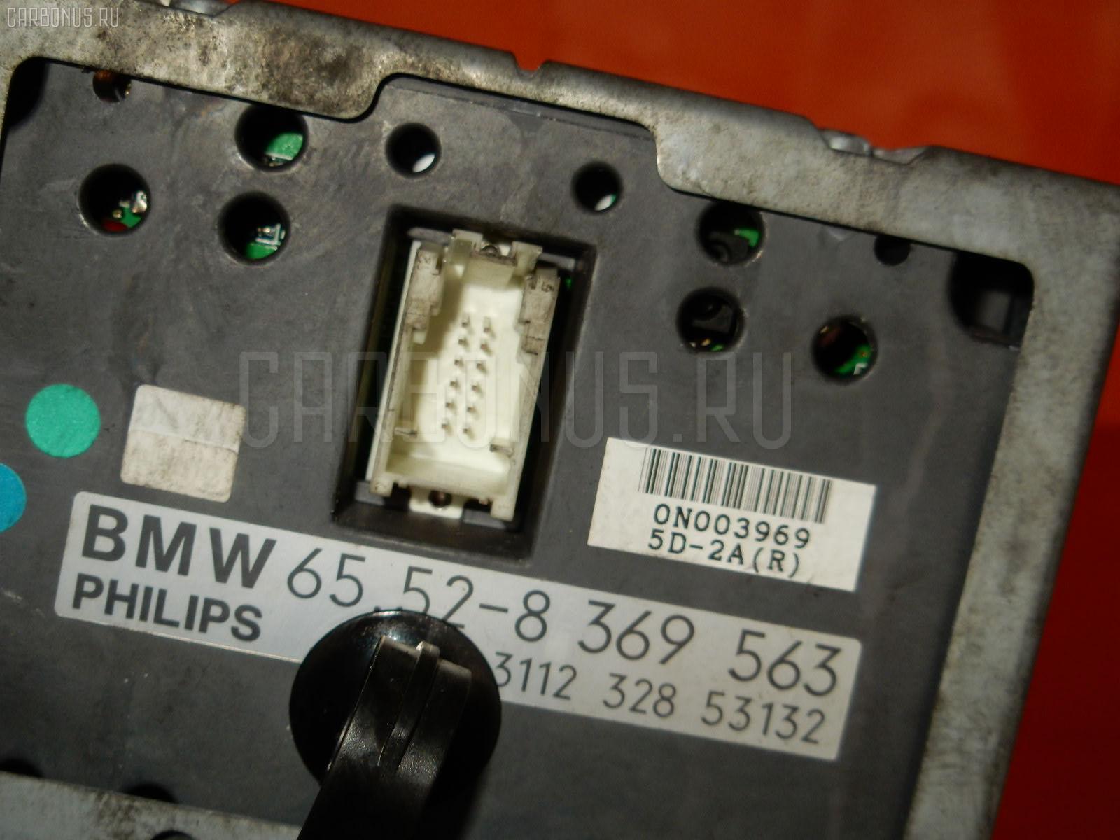 Дисплей информационный BMW 5-SERIES E39-DD62 Фото 4