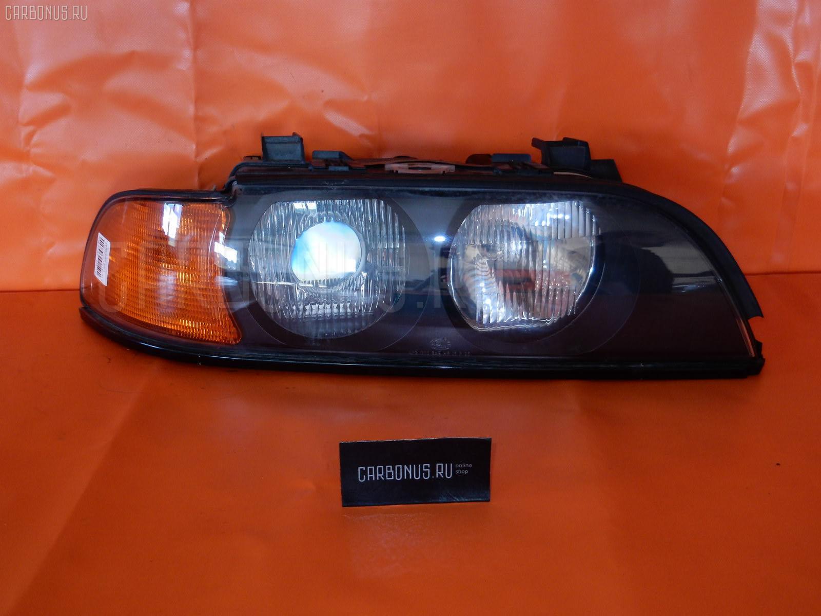 Фара BMW 5-SERIES E39-DD62 Фото 1