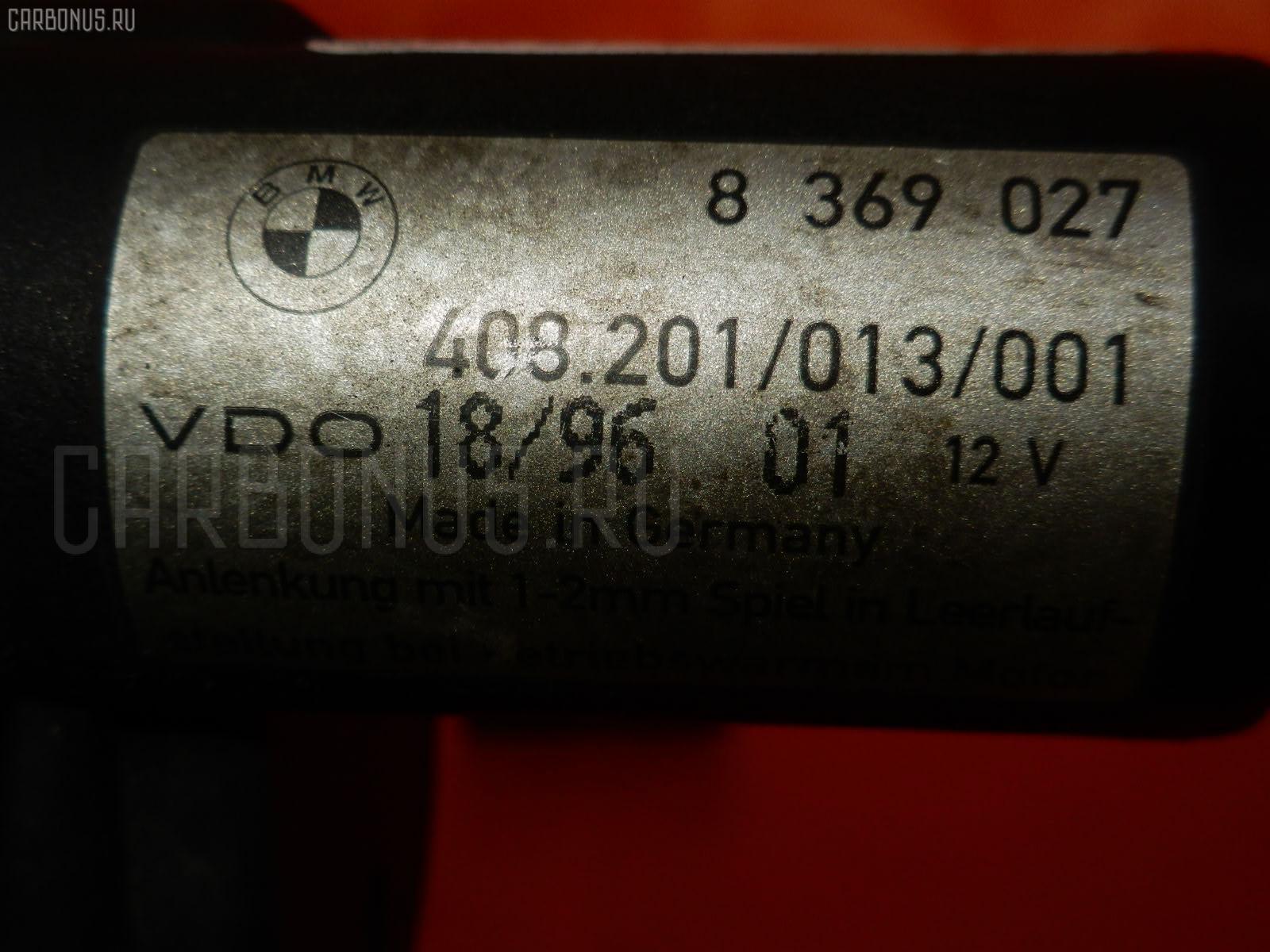Датчик скорости BMW 5-SERIES E39-DD62 M52-286S1 Фото 3