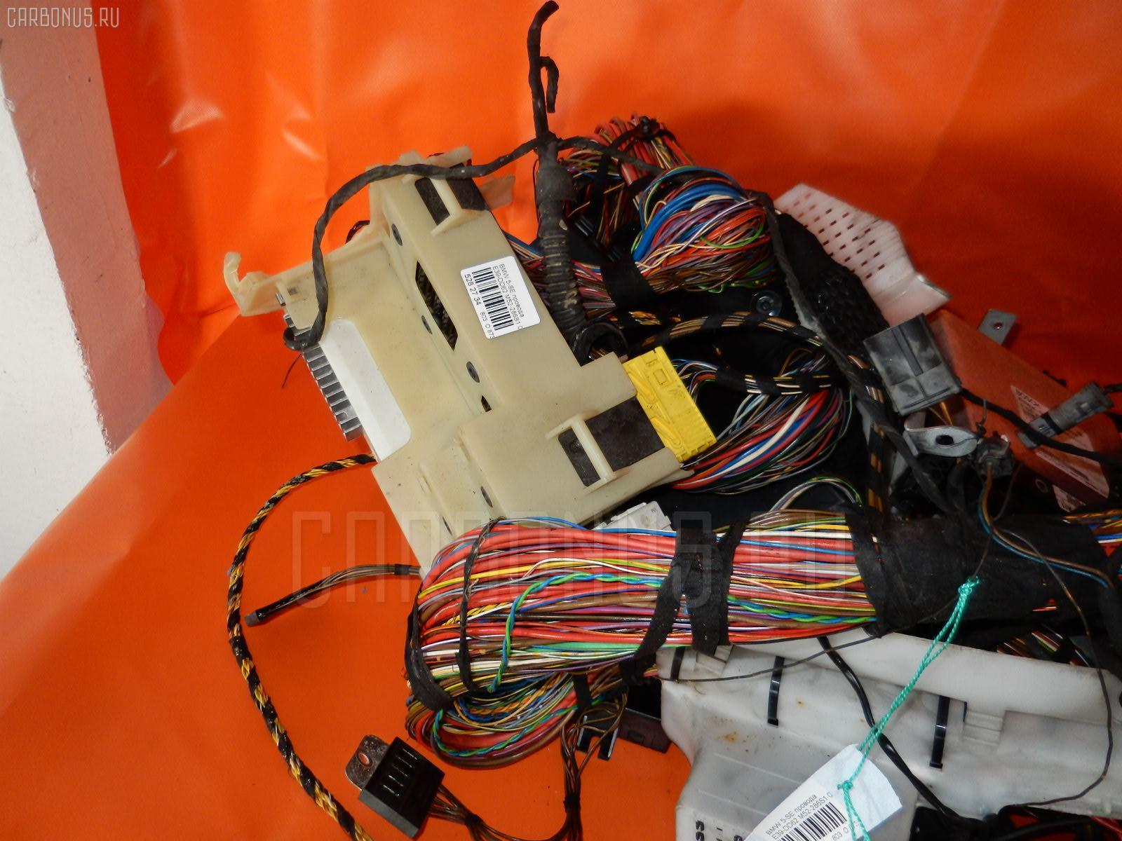 Провода BMW 5-SERIES E39-DD62 M52-286S1 Фото 3