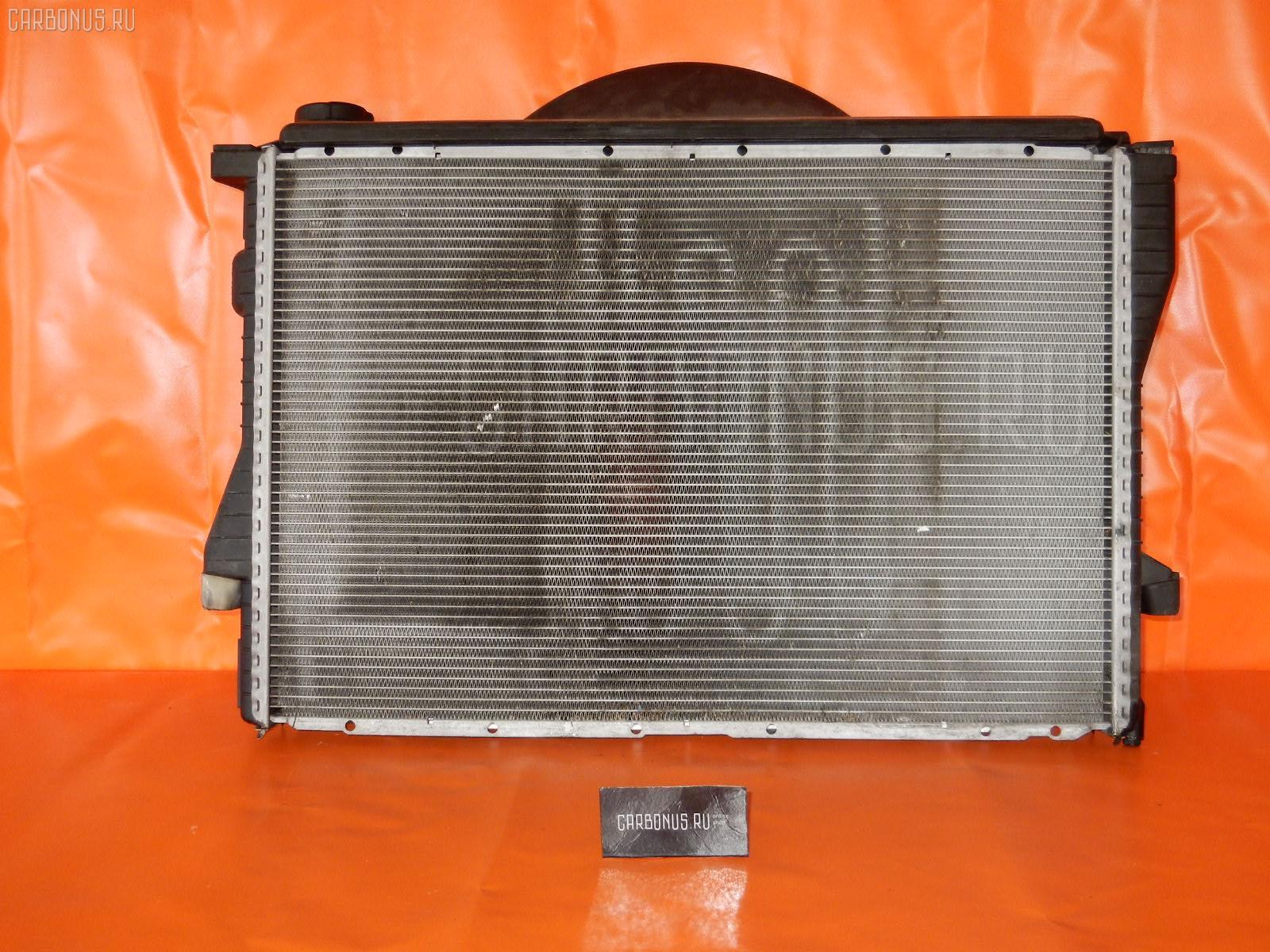 Радиатор ДВС BMW 5-SERIES E39-DD62 M52-286S1 Фото 1