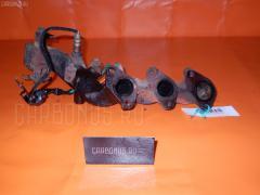 Коллектор выхлопной MITSUBISHI MINICAB U61V 3G83 Фото 2