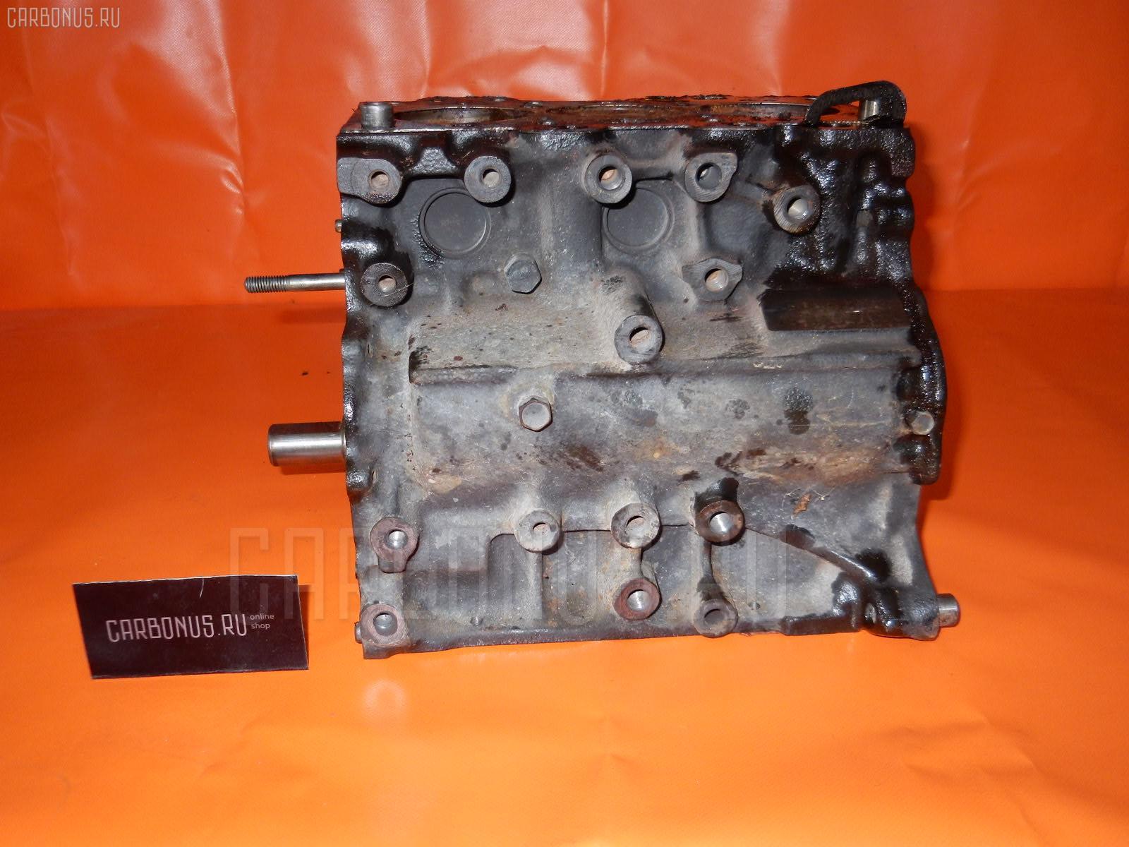Блок двигателя MITSUBISHI MINICAB U61V 3G83 Фото 2