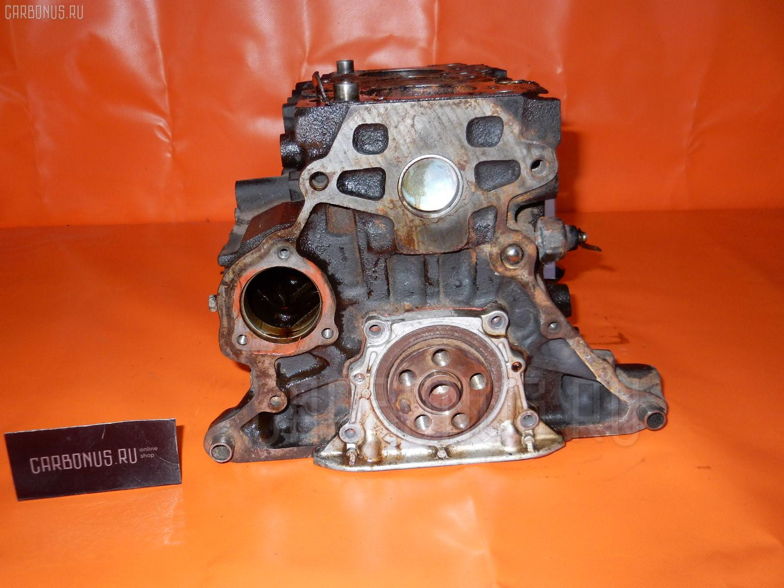 Блок двигателя Mitsubishi Minicab U61V 3G83 Фото 1