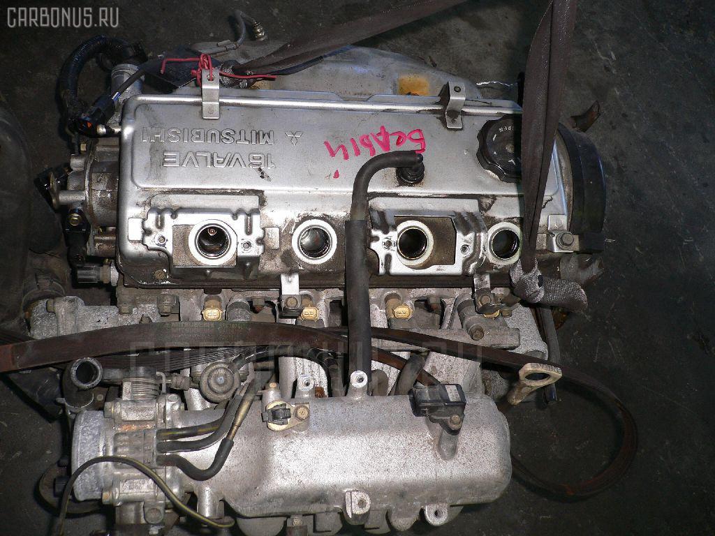 Двигатель MITSUBISHI AIRTREK CU2W 4G63. Фото 9