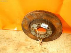 Тормозной диск MITSUBISHI AIRTREK CU2W 4G63 Фото 1