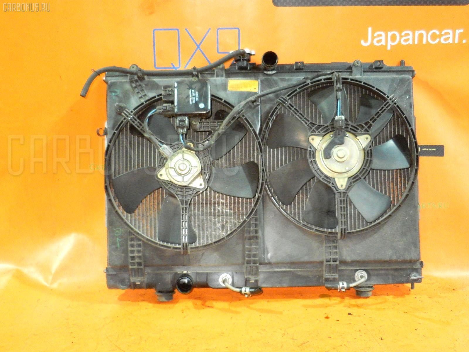 Радиатор ДВС MITSUBISHI AIRTREK CU2W 4G63 Фото 2