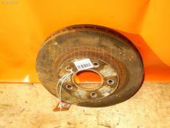 Тормозной диск Mitsubishi Airtrek CU2W 4G63T Фото 1