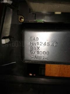 Блок управления климатконтроля Mitsubishi Airtrek CU2W 4G63T Фото 2