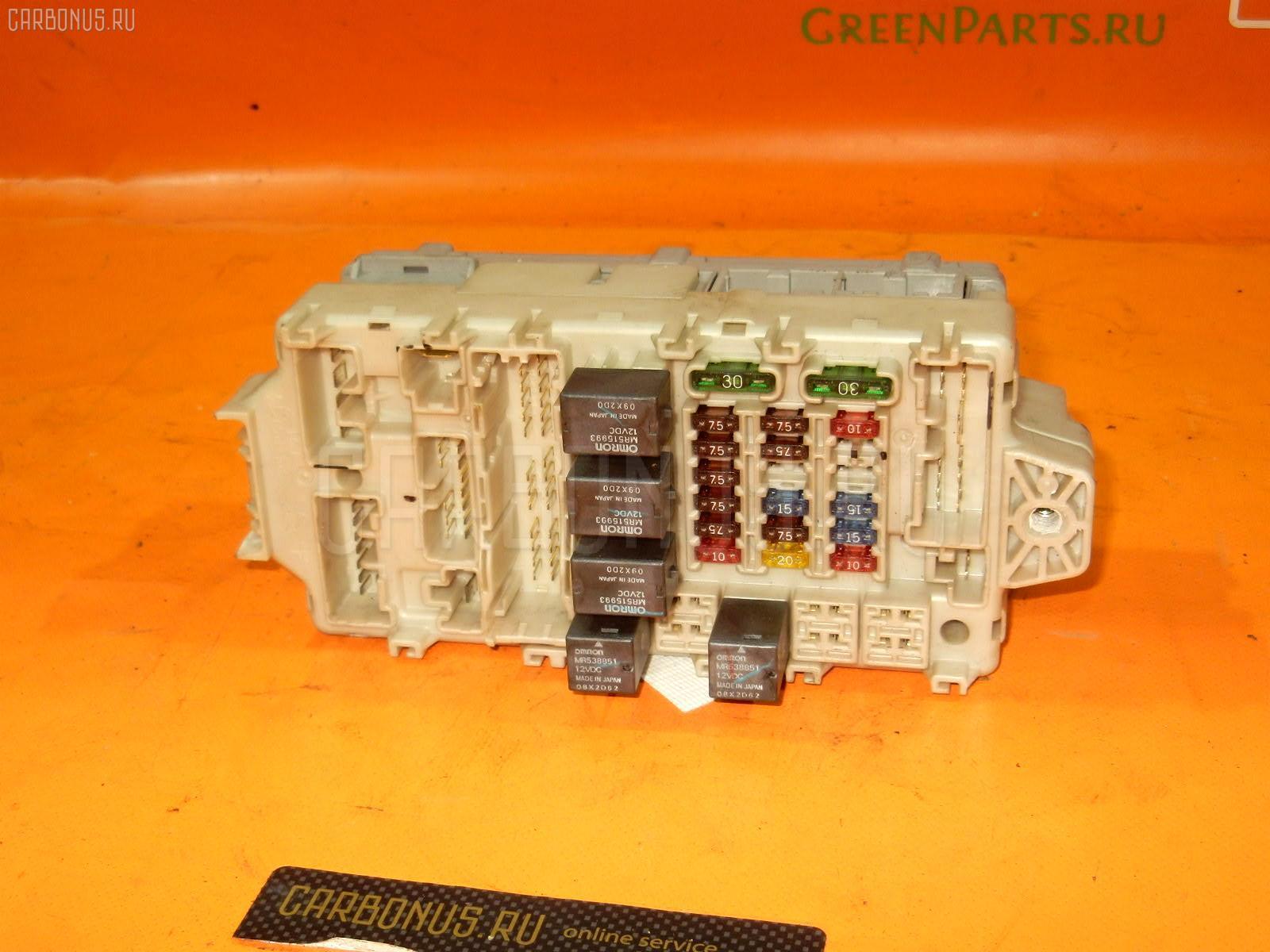 Блок предохранителей MITSUBISHI AIRTREK CU2W 4G63T. Фото 6