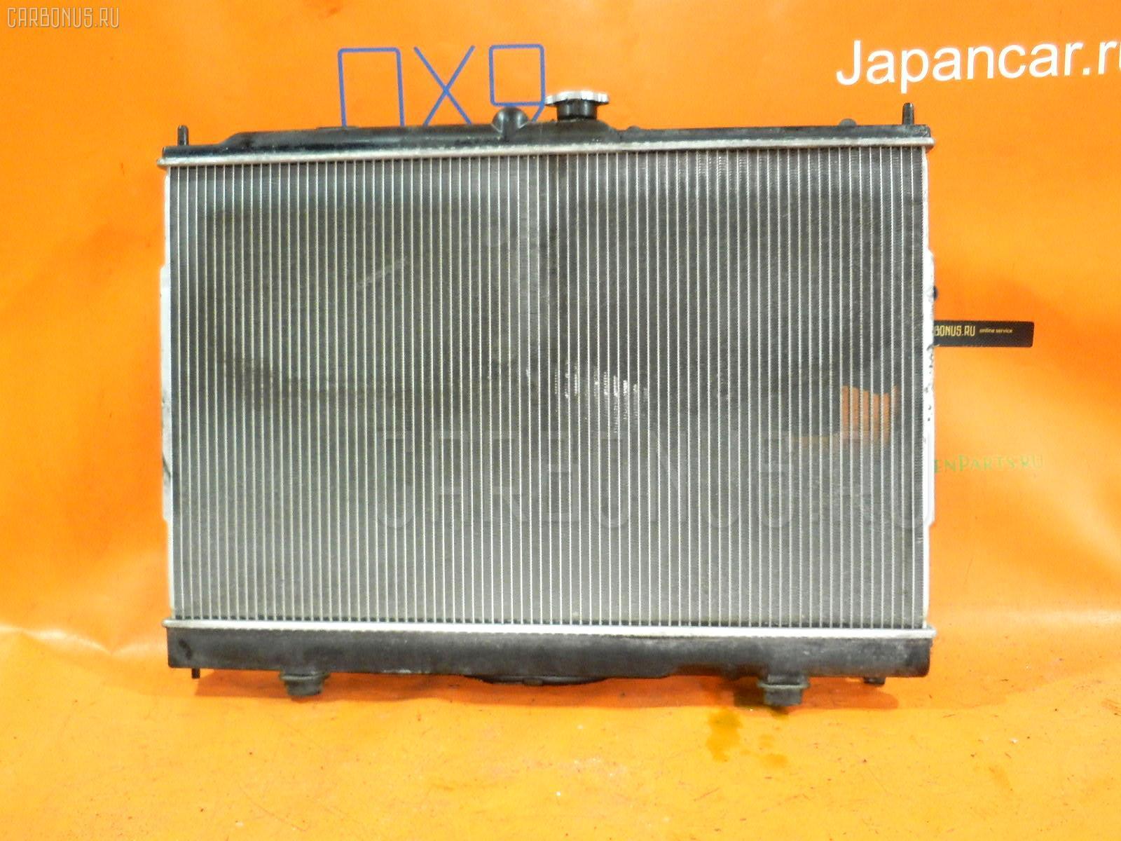Радиатор ДВС MITSUBISHI AIRTREK CU2W 4G63T. Фото 5