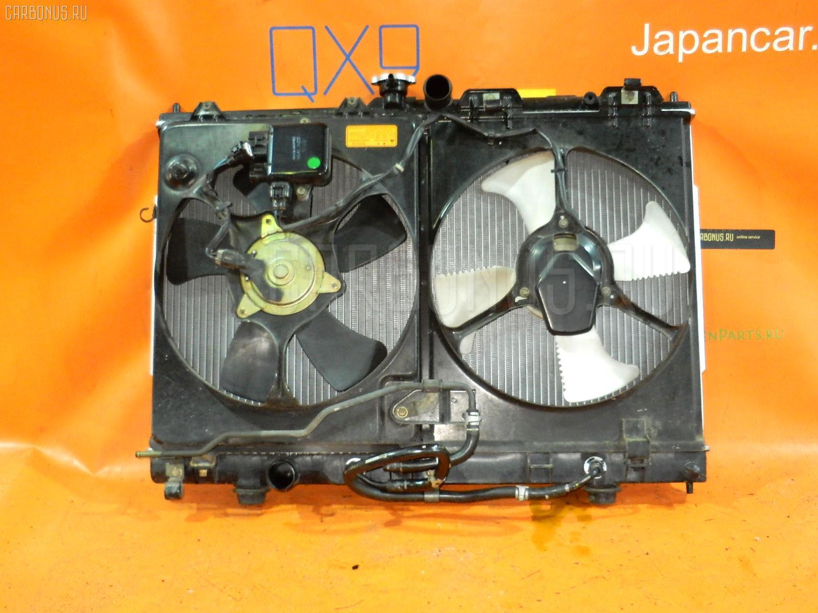 Радиатор ДВС MITSUBISHI AIRTREK CU2W 4G63T. Фото 4