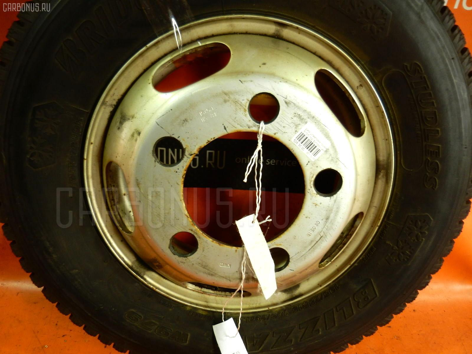 Диск штамповка грузовой R15LT / 5 Фото 2