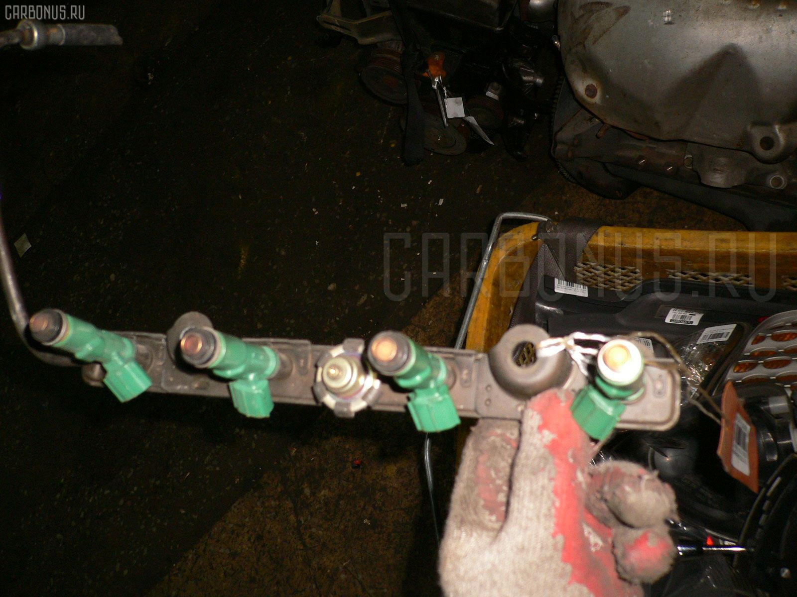 Форсунка инжекторная Toyota Corolla fielder NZE121 1NZ-FE Фото 1