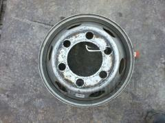 Диск штамповка грузовой R17.5LT / 6 Фото 1