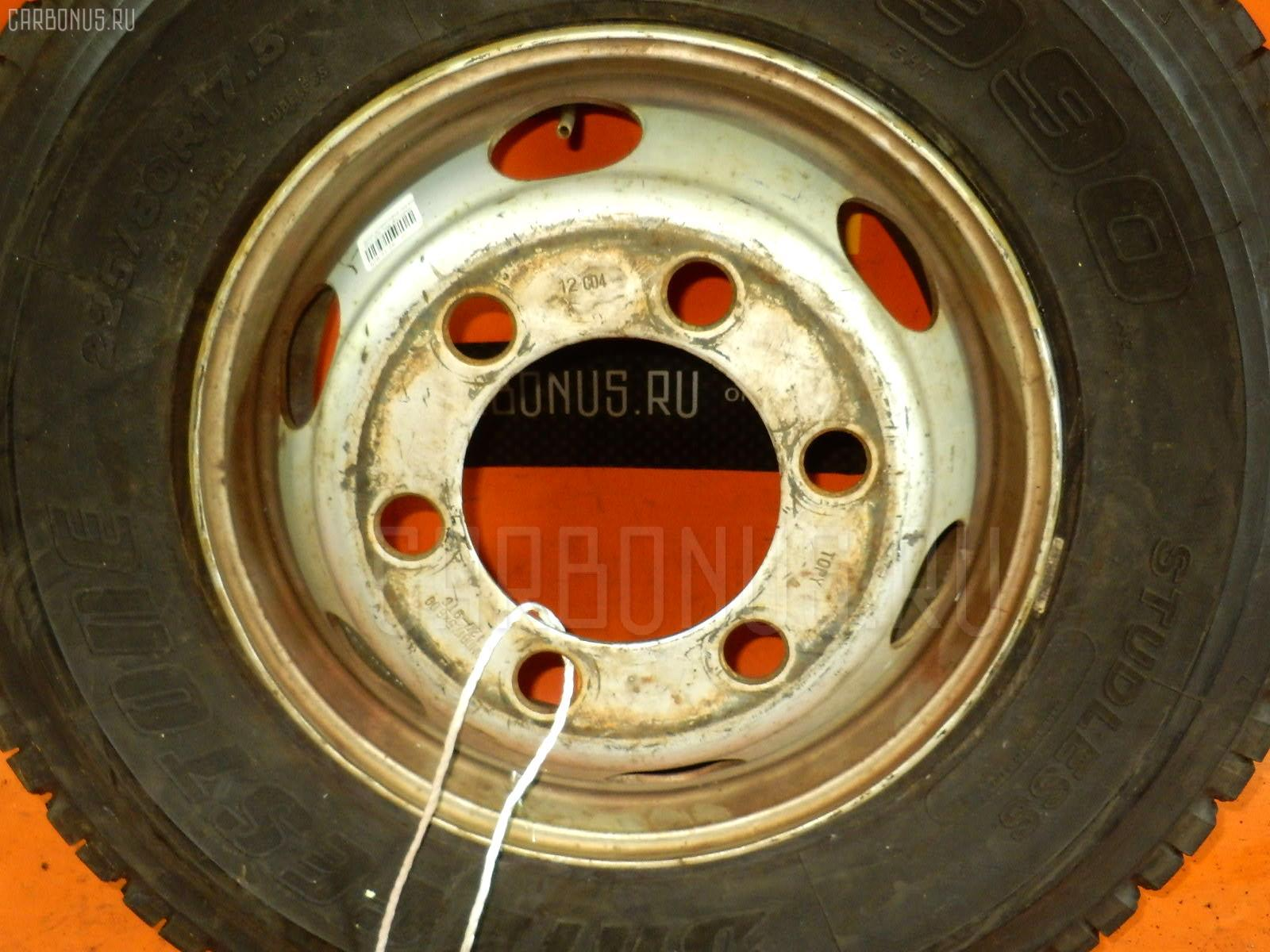 Диск штамповка грузовой R17.5lt Фото 1