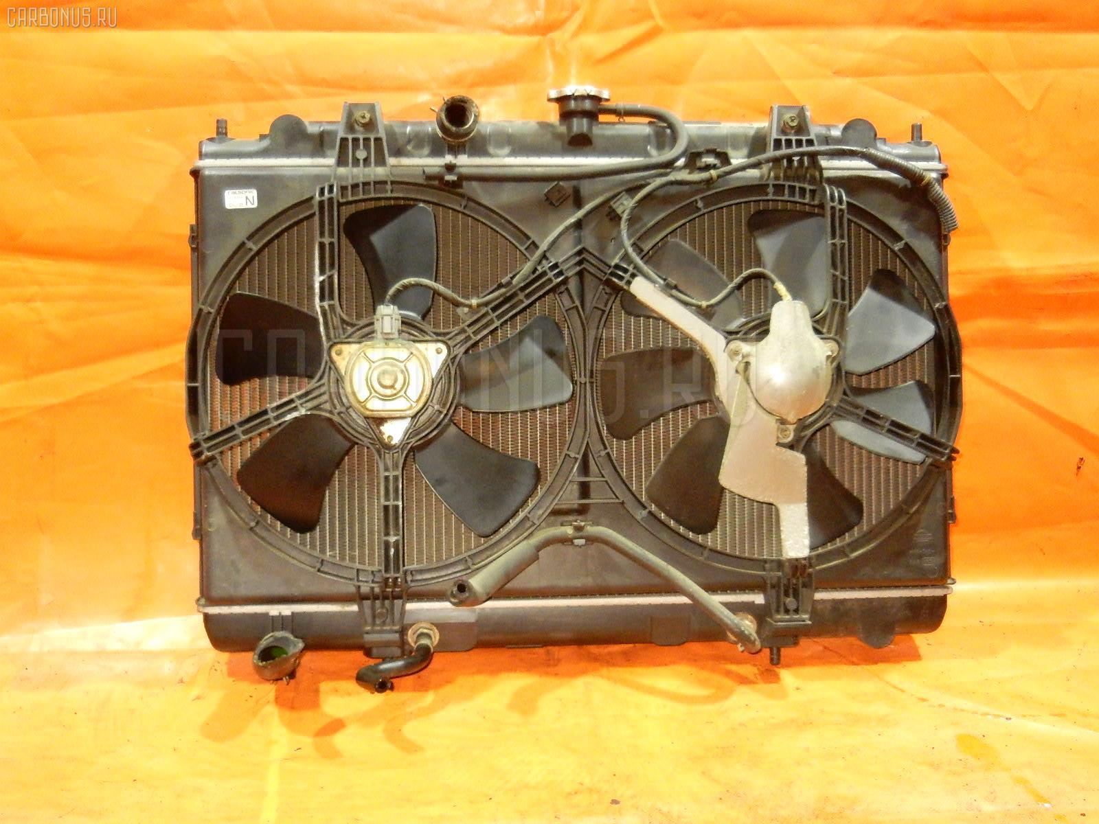 Радиатор ДВС NISSAN AVENIR W11 QG18DE Фото 2