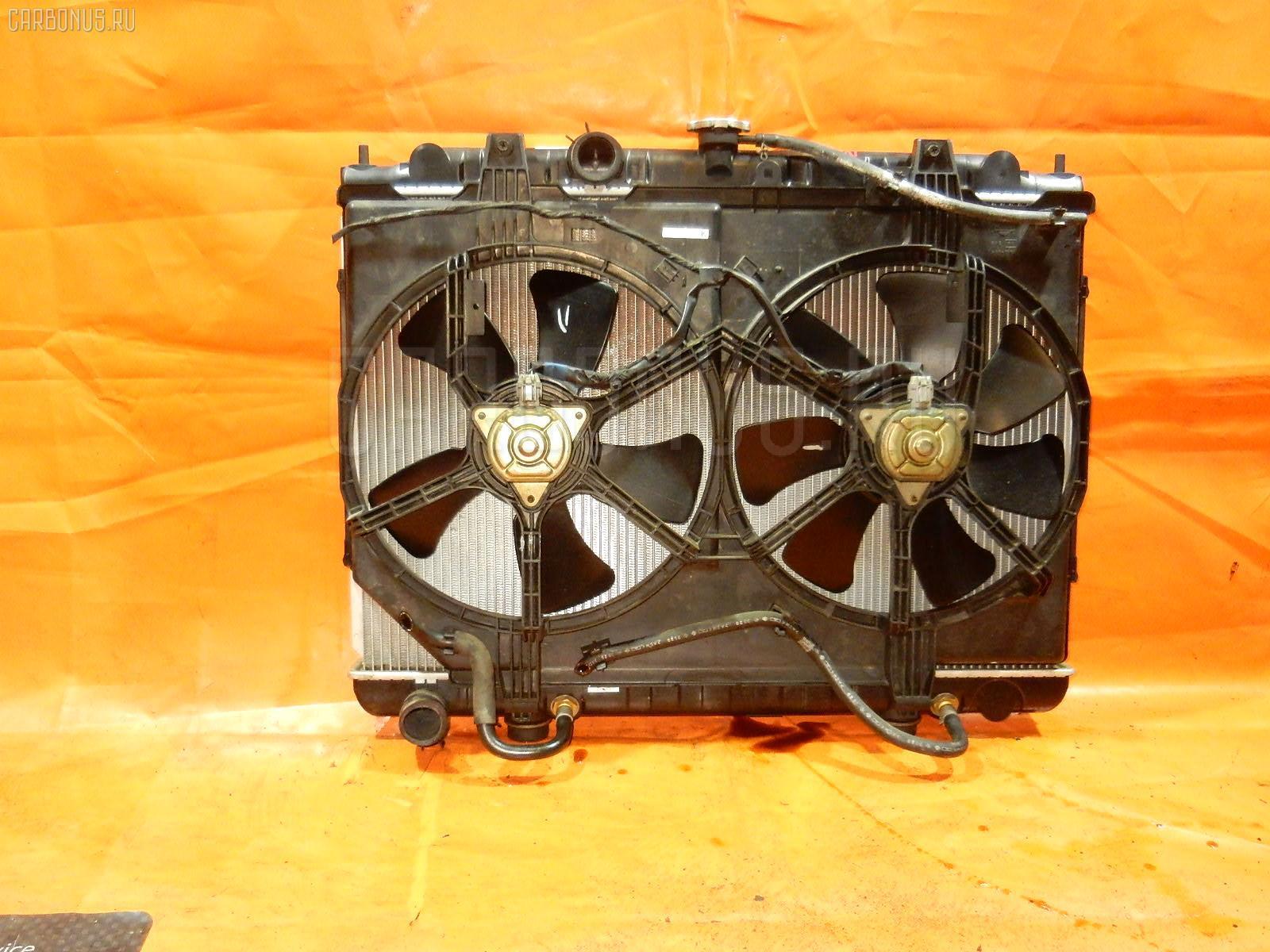 Радиатор ДВС NISSAN SERENA TC24 QR20DE Фото 2