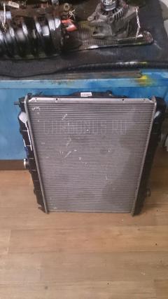 Радиатор ДВС Nissan Serena TC24 QR20DE Фото 3