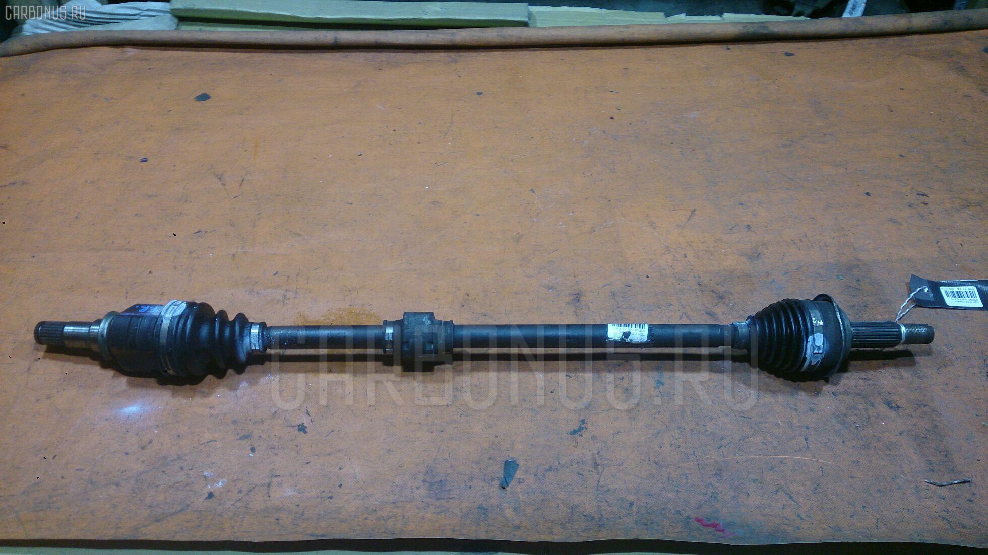 Привод Toyota Vitz KSP90 1KR-FE Фото 1