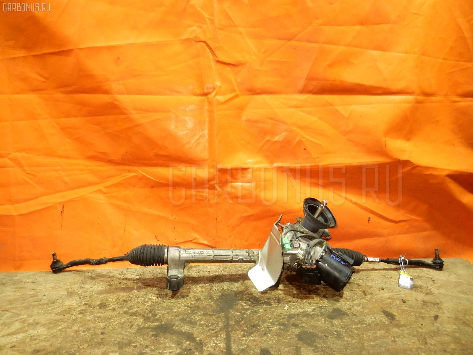 Рулевая рейка HONDA STREAM RN6 R18A Фото 3