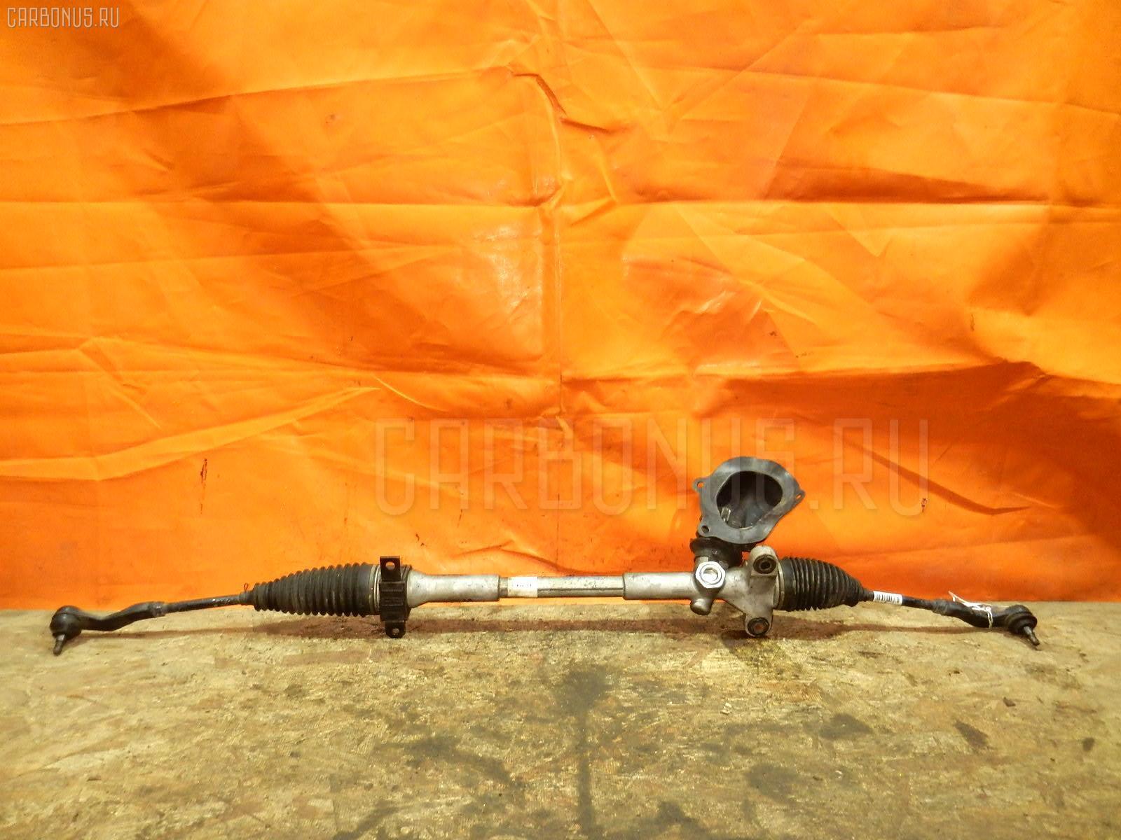 Рулевая рейка TOYOTA PASSO QNC10 K3-VE Фото 1