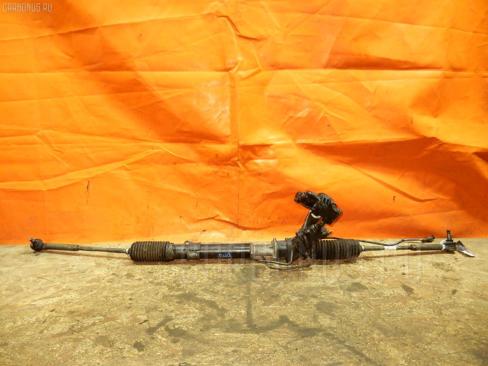 Рулевая рейка SUBARU LEGACY WAGON BH9 EJ25. Фото 4