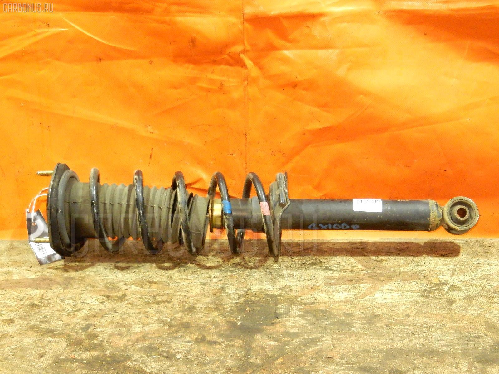 Стойка TOYOTA CHASER GX100 1G-FE Фото 1