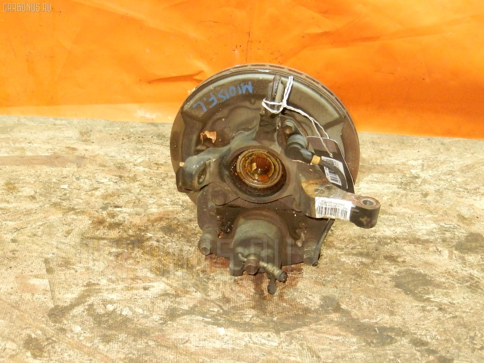 Ступица DAIHATSU STORIA M101S K3-VE Фото 2