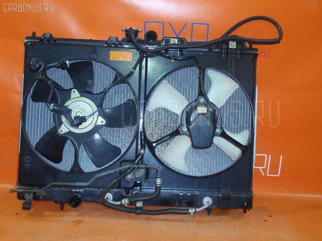 Радиатор ДВС MITSUBISHI AIRTREK CU2W 4G63T. Фото 7