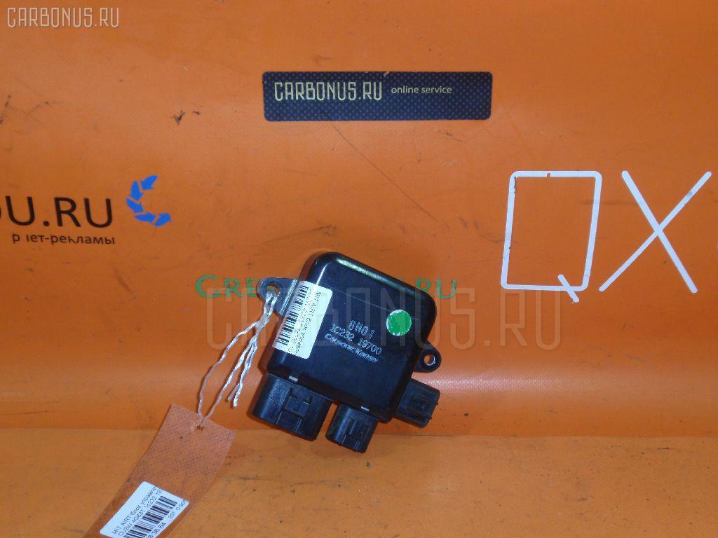 Блок управления вентилятором MITSUBISHI AIRTREK CU2W 4G63T Фото 1