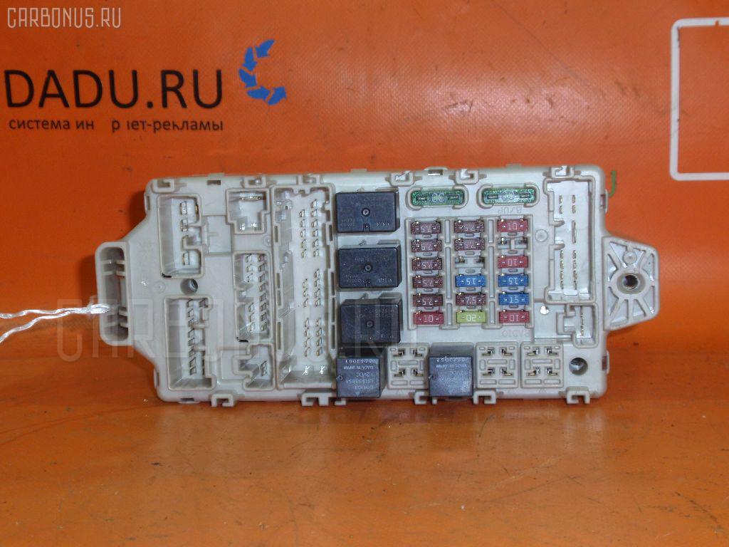 Блок предохранителей MITSUBISHI AIRTREK CU2W 4G63T. Фото 10