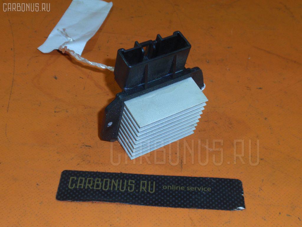 Регулятор скорости мотора отопителя TOYOTA CAMRY ACV30 2AZ-FE Фото 1