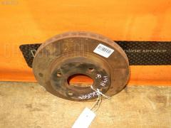 Тормозной диск NISSAN WINGROAD WFY11 QG15-DE Фото 1
