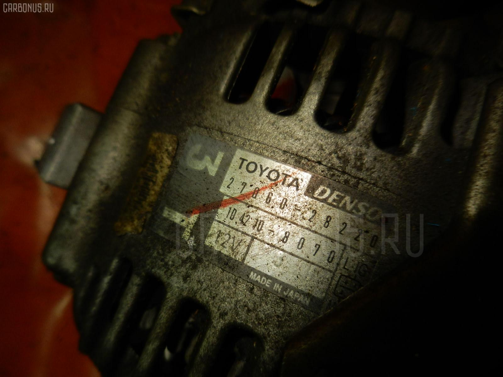 Генератор TOYOTA WISH ANE10 1AZ-FSE Фото 3